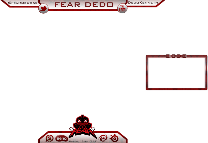 Twitch overlay template png. Download hd youtube pinterest