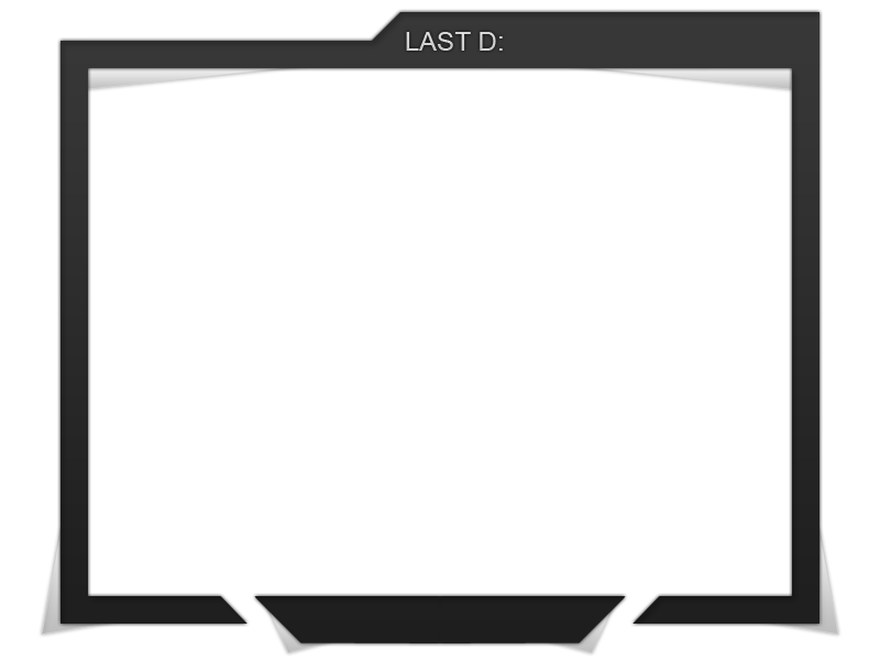 Twitch webcam overlay png. By mikkipandaa on deviantart