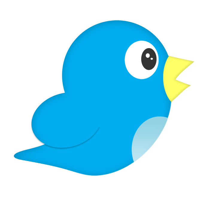 Twitter bird png. Free icons and backgrounds