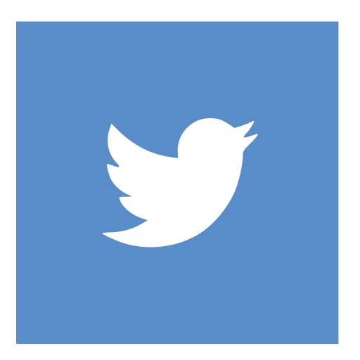Twitter logo png white. Icon myiconfinder