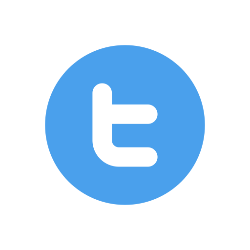 Twitter icon png. Logo label bird ico
