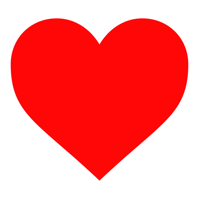 Twitter heart png. Why hearts are like