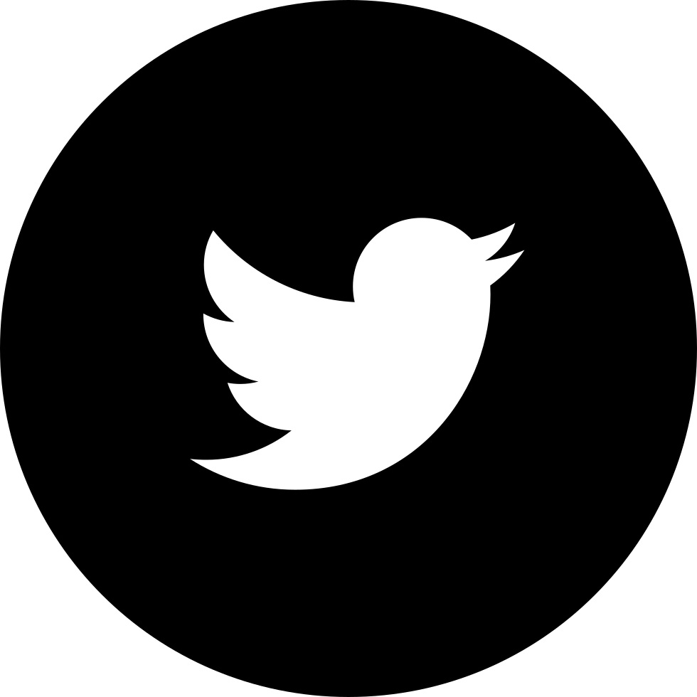 Twitter icon png circle. With svg free download