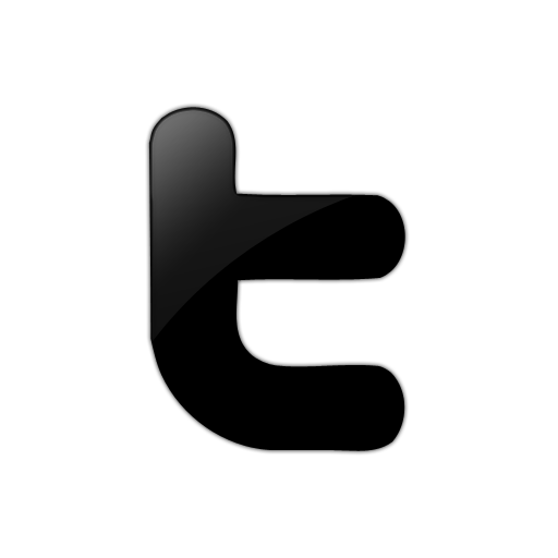 Twitter logo png black. Icons for free icon
