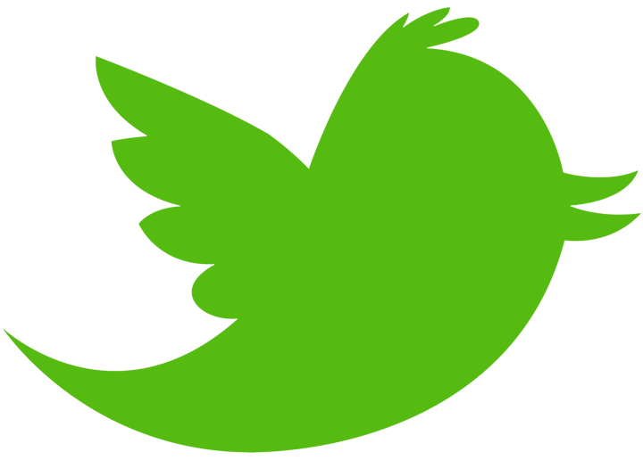 Twitter logo png green. Looking to sell