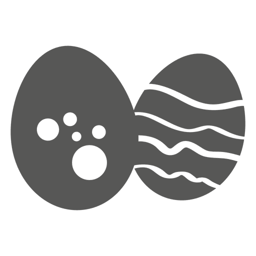 Eggs vector decorative. Two easter transparent png