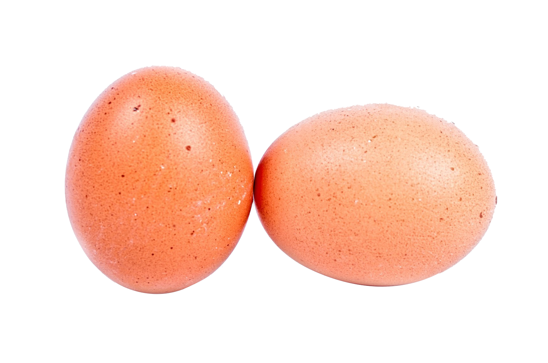 Two eggs png. Chicken meat egg food