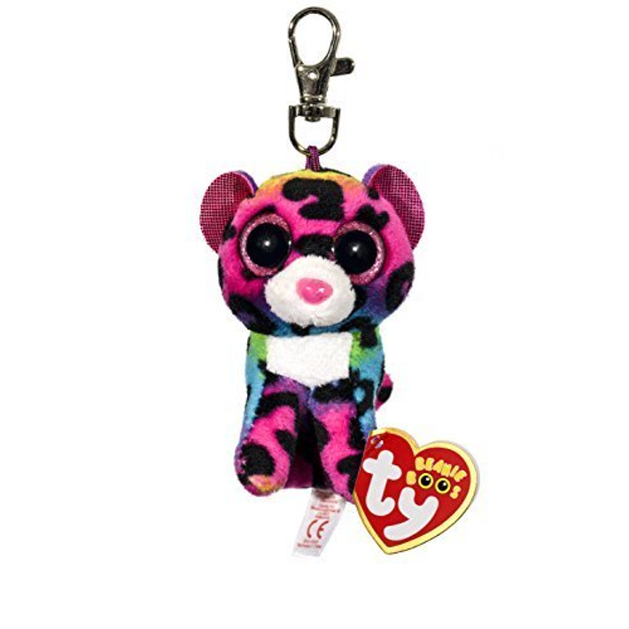 Ty clip leopards. Beanie boos on dotty