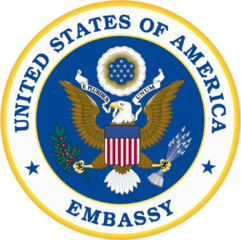 U s embassy png. File seal of an