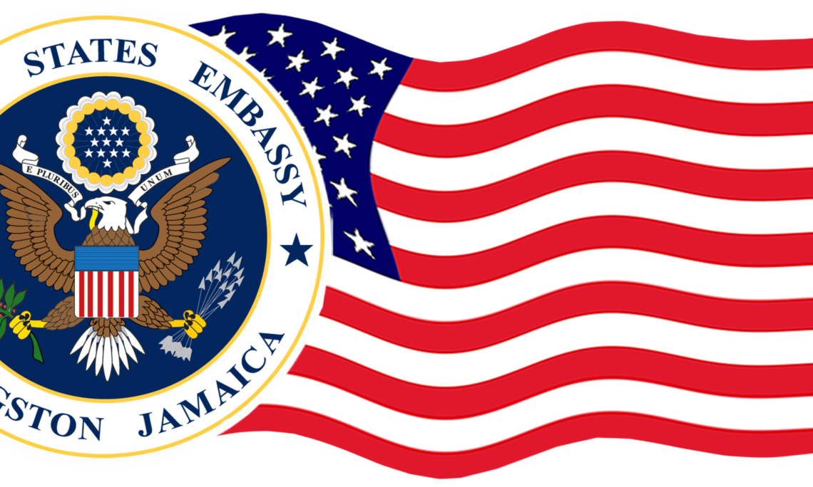 U s embassy png. Ask the in jamaica