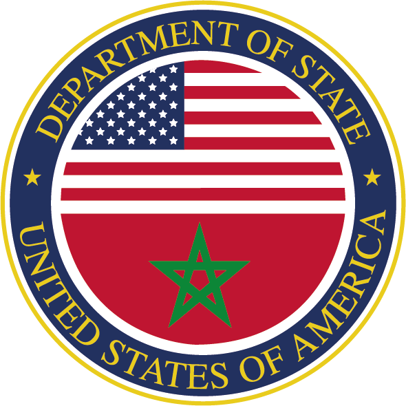 U s embassy png. Logo consulate in morocco