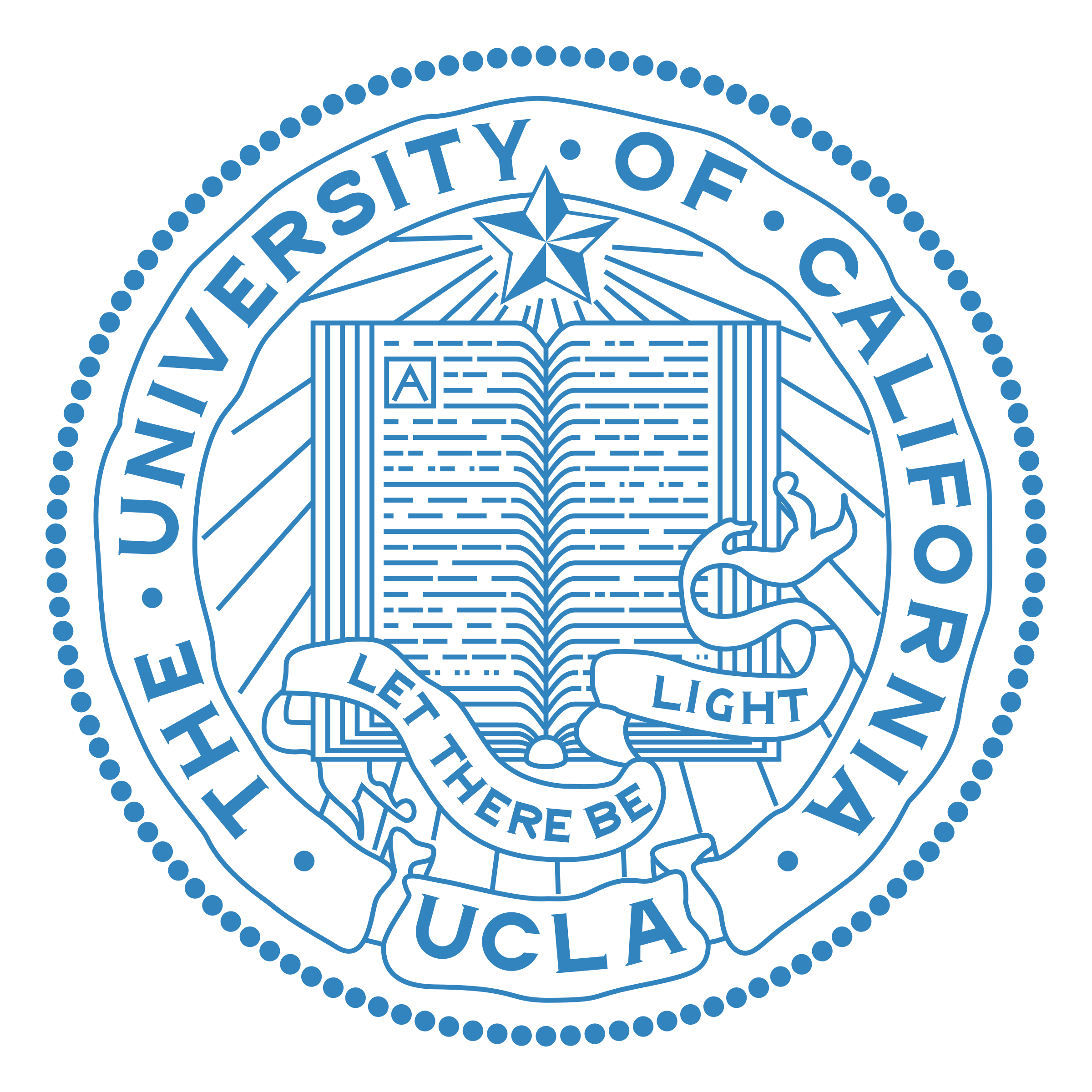 Ucla logo png. Transparent svg vector freebie