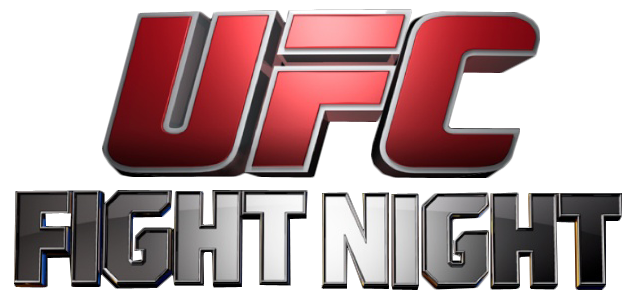 Ufc logo png. Image fight night by