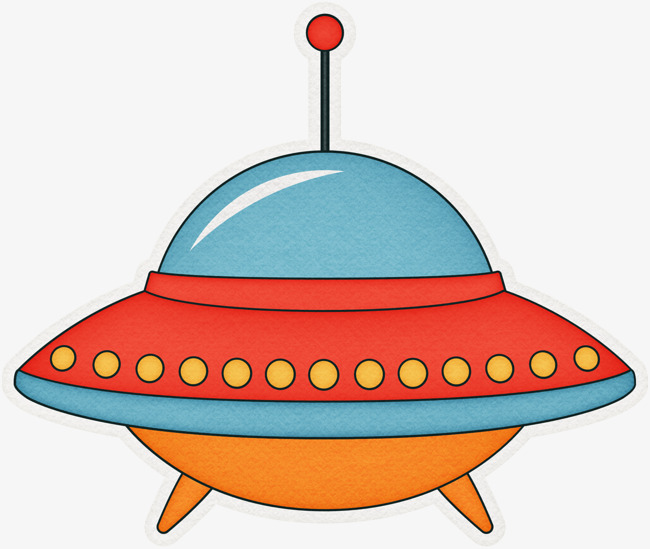 Ufo clipart cartoon. Pretty creative png image