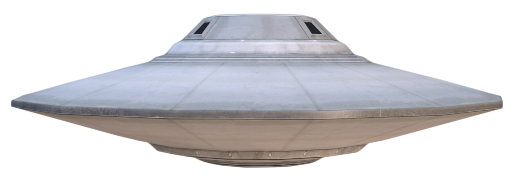 Vector ufo metal. Png image background clipart