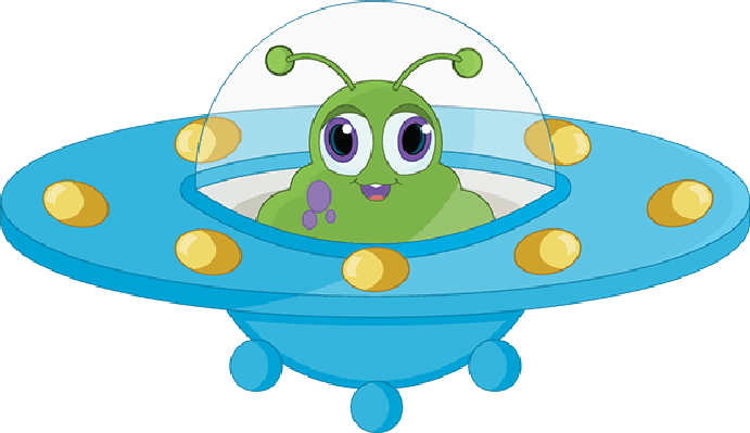 Ufo clipart. The arts image pbs