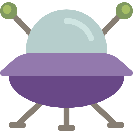 Ufo icon png. Page svg