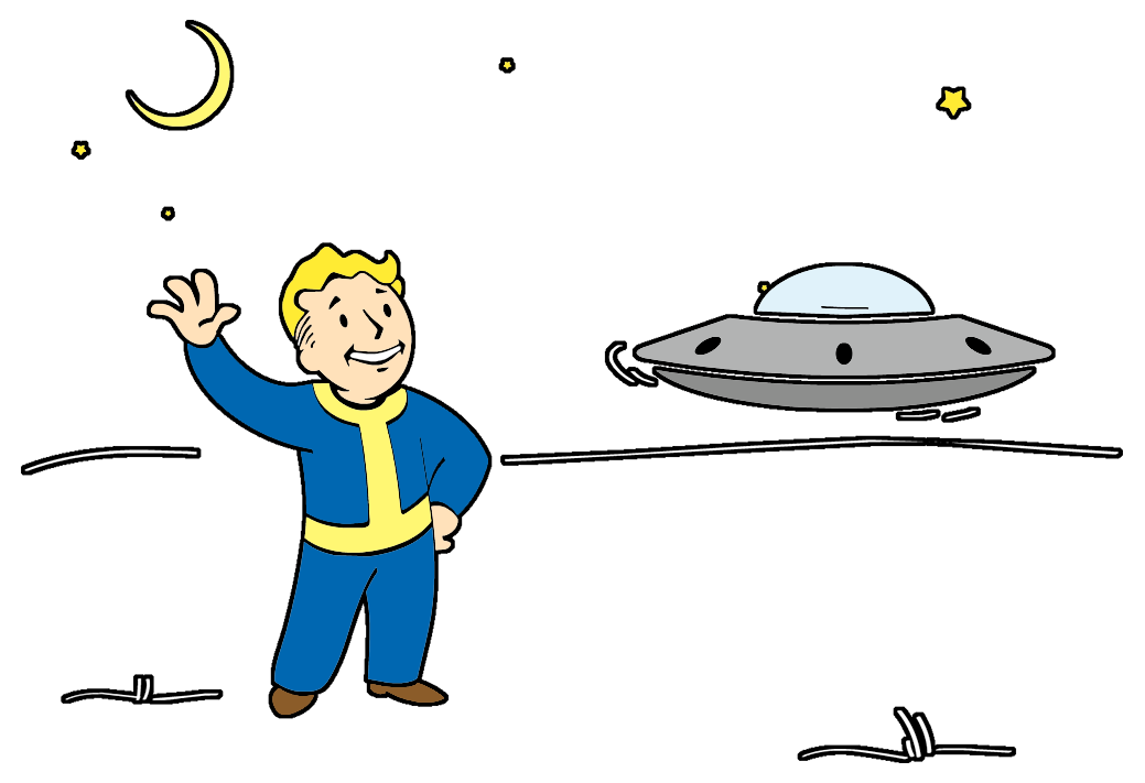 Ufo ship video game side scroller png. Trip to the stars