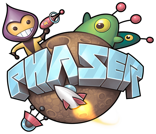 Ufo ship video game side scroller png. Phaser a fast fun