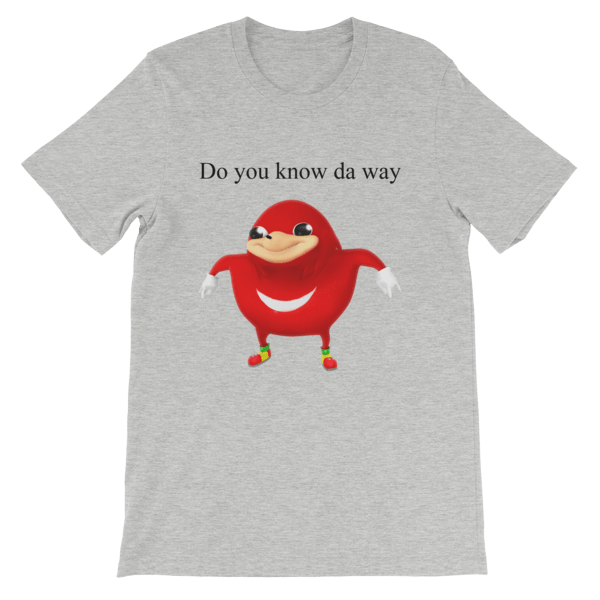 Ugandan knuckles tribe png. Occupying the vr grounds