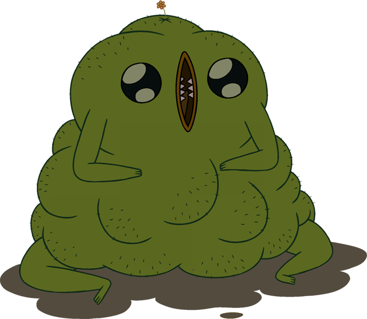 Wizard clipart pseudoscience. Ugly monster adventure time