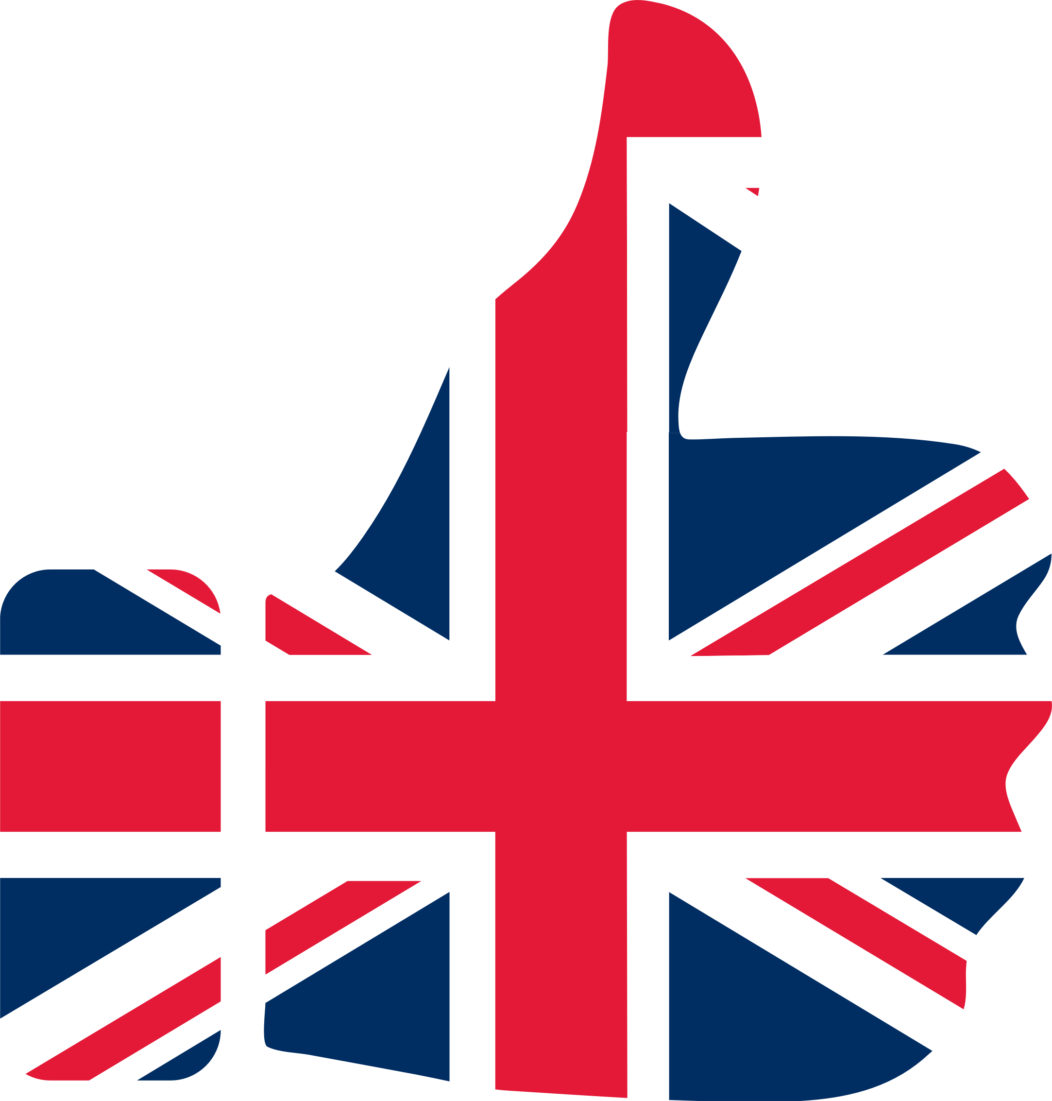 Uk flag png. Thumb up transparent stickpng