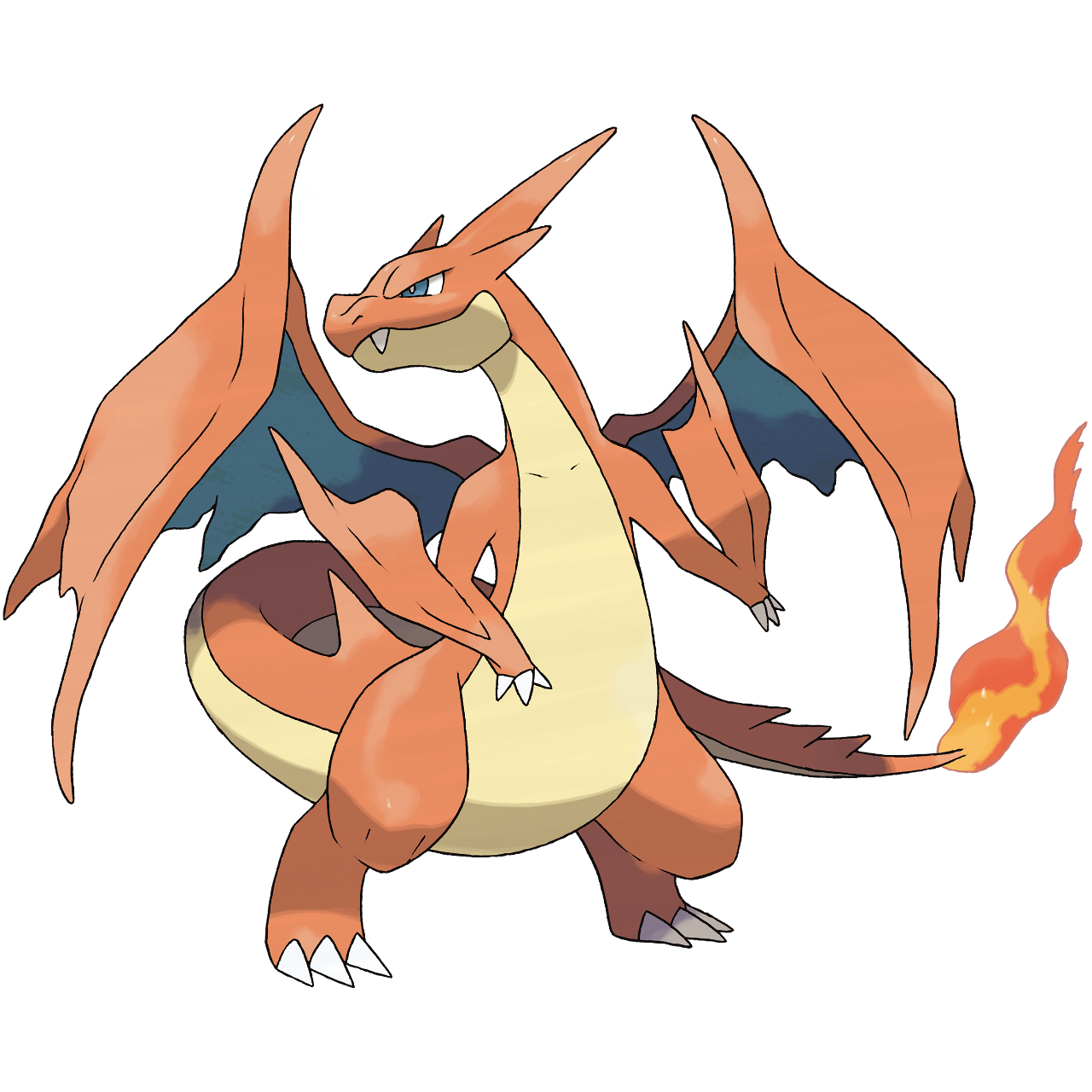 pokemon charizard png