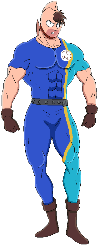 Ultimate muscle kid muscle png. Image the adventures of