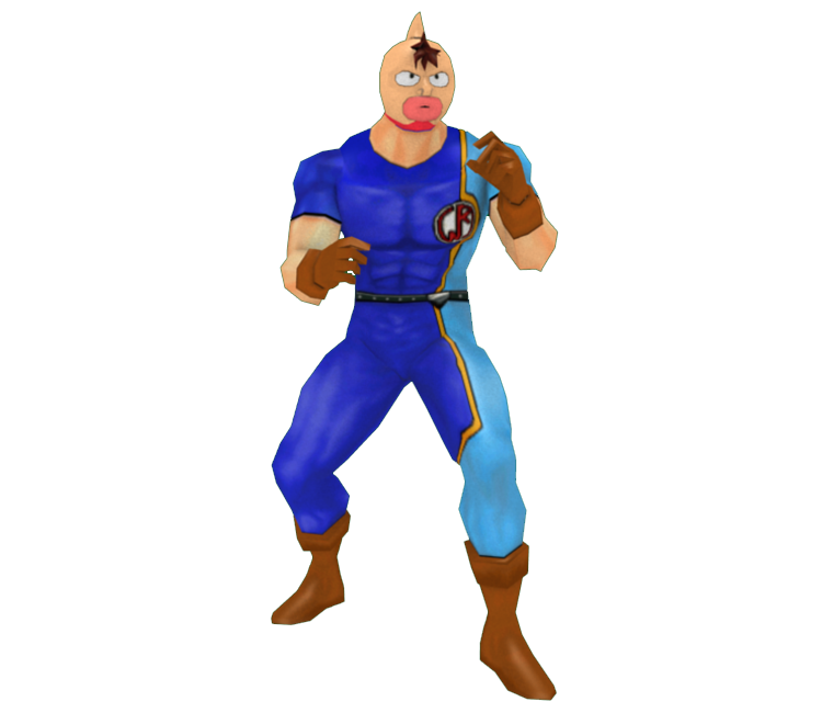 Ultimate muscle kid muscle png. Gamecube legends vs new