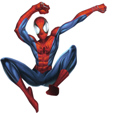 Ultimate spiderman png. Spider man universe of