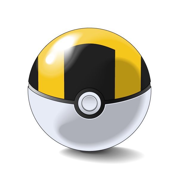 Ultra ball png. By oykawoo on deviantart
