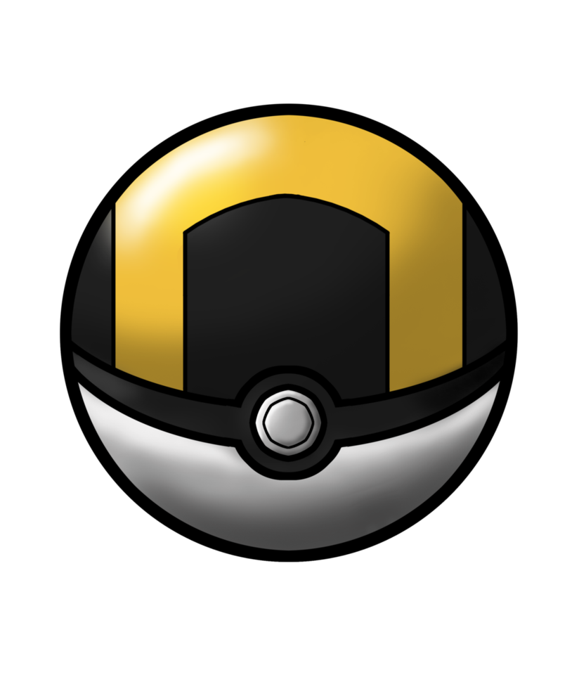 Ultra ball png. By falco on deviantart