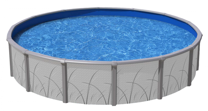 pool transparent clear bottom