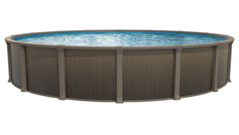 Ultra frame round pool png. Elegance x swimming above