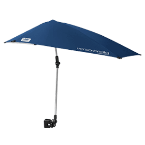 Umbrella clip attachable. Best sports in sportbrella