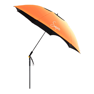 Umbrella clip attachable. Best beach in sunphio