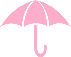 Umbrella clip baby shower. Collection of clipart