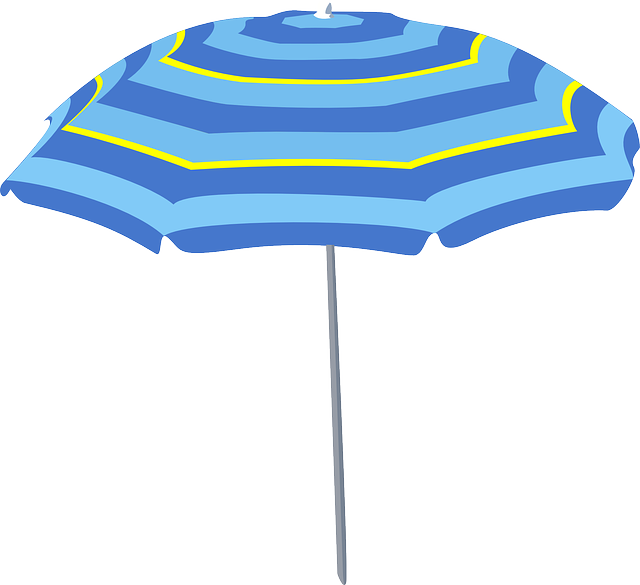 Clip umbrellas large. Free image on pixabay