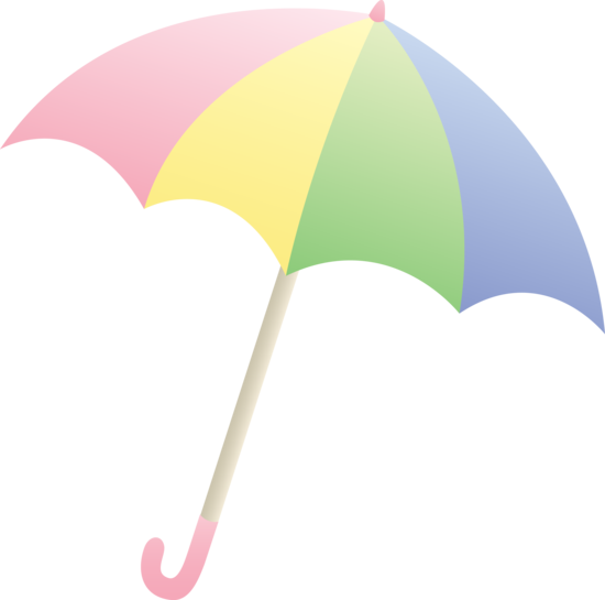 Umbrella clip file. Cute free clipart