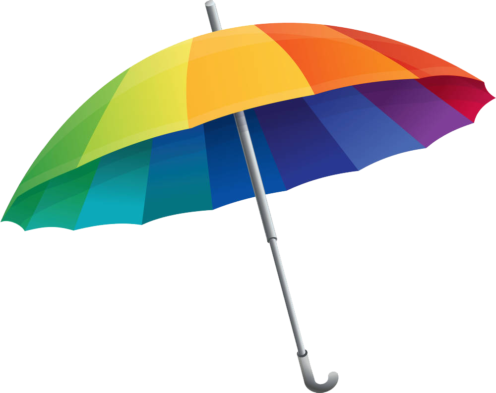 Umbrella clip photographer. Stock photography art a