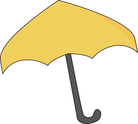 Umbrella clip plain. Art free download clipart