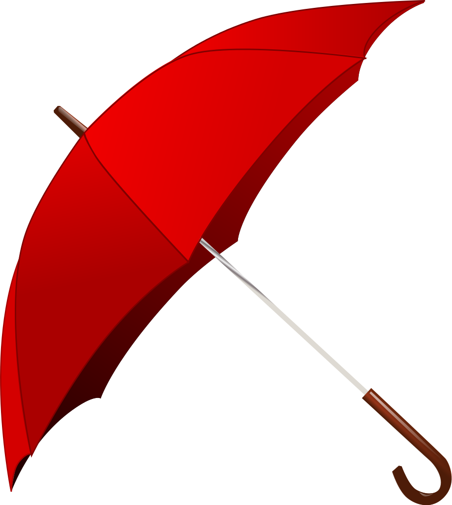 Umbrella clip svg. File wikipedia fileumbrellasvg