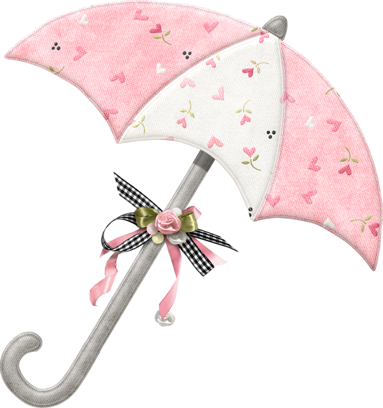 Umbrella clip wedding shower. Nitwit collection pinterest