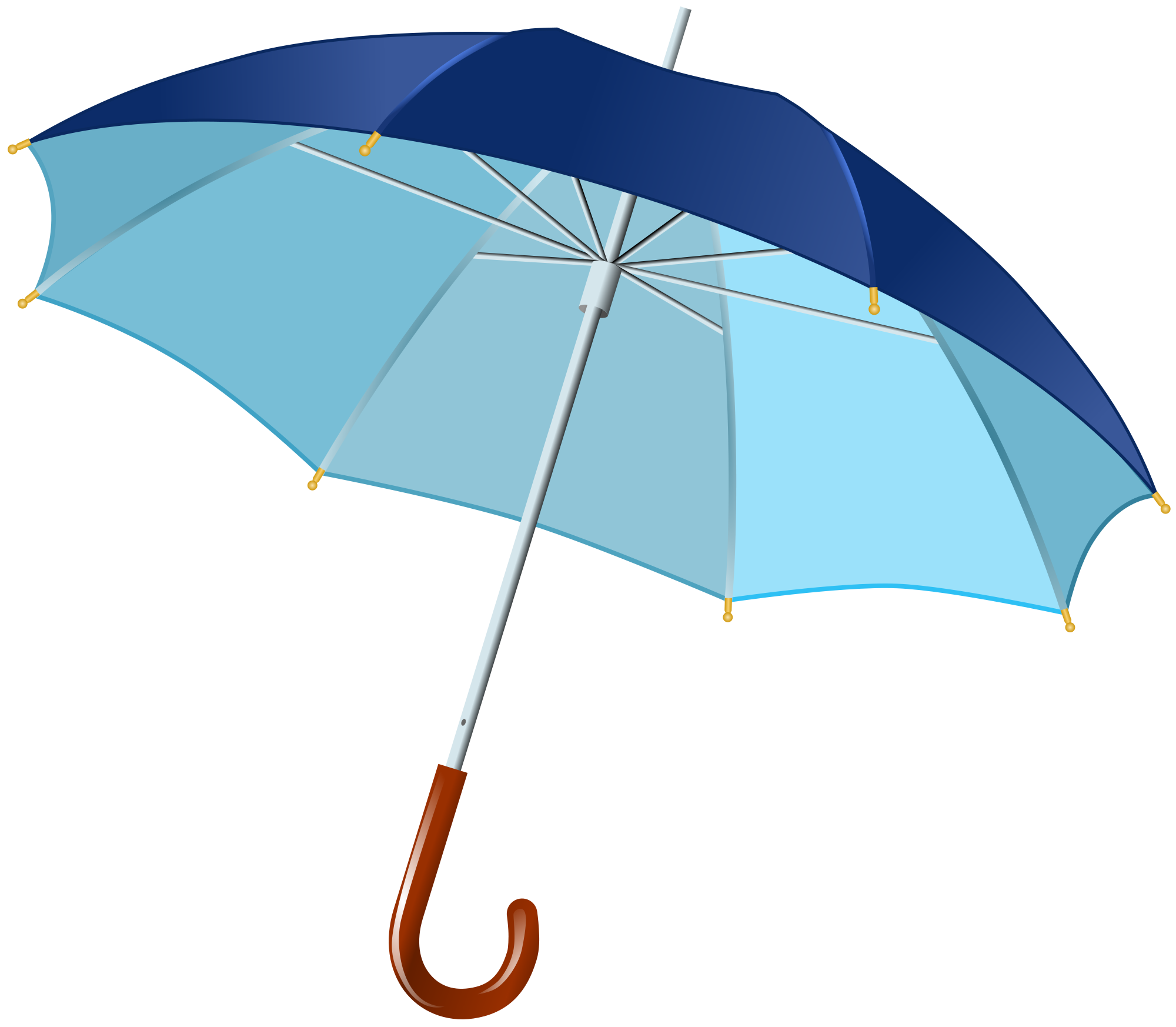 Umbrella clipart file. Opened svg wikimedia commons