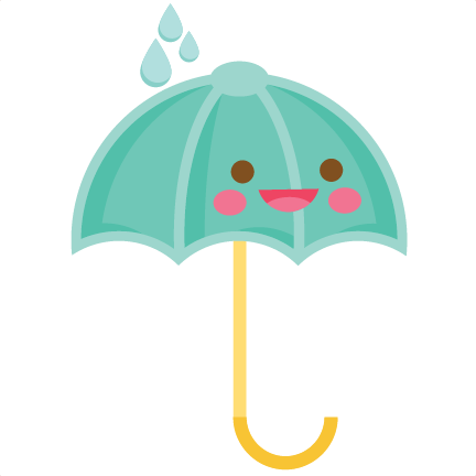 Umbrella clipart file. Happy svg scrapbook cut