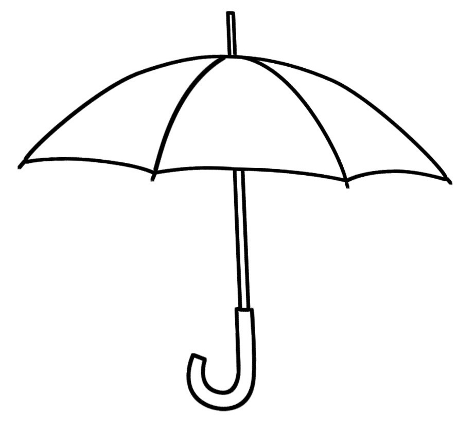 Umbrella clipart umbrellablack. Better of black and