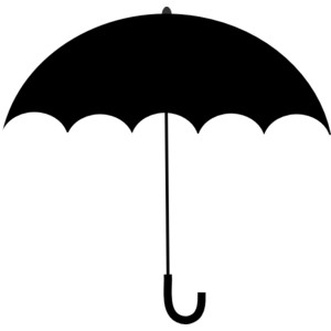 Umbrella clipart unbrella. Image umbrellas clipartix cliparting