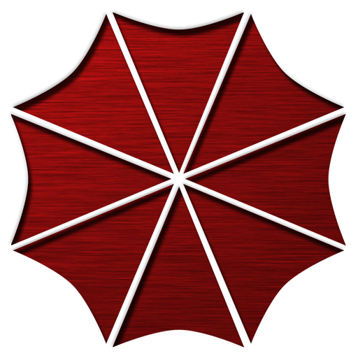Umbrella corporation png. By polishxcii on deviantart