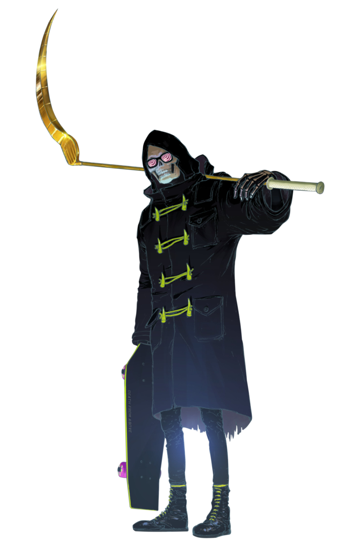 uncle death png