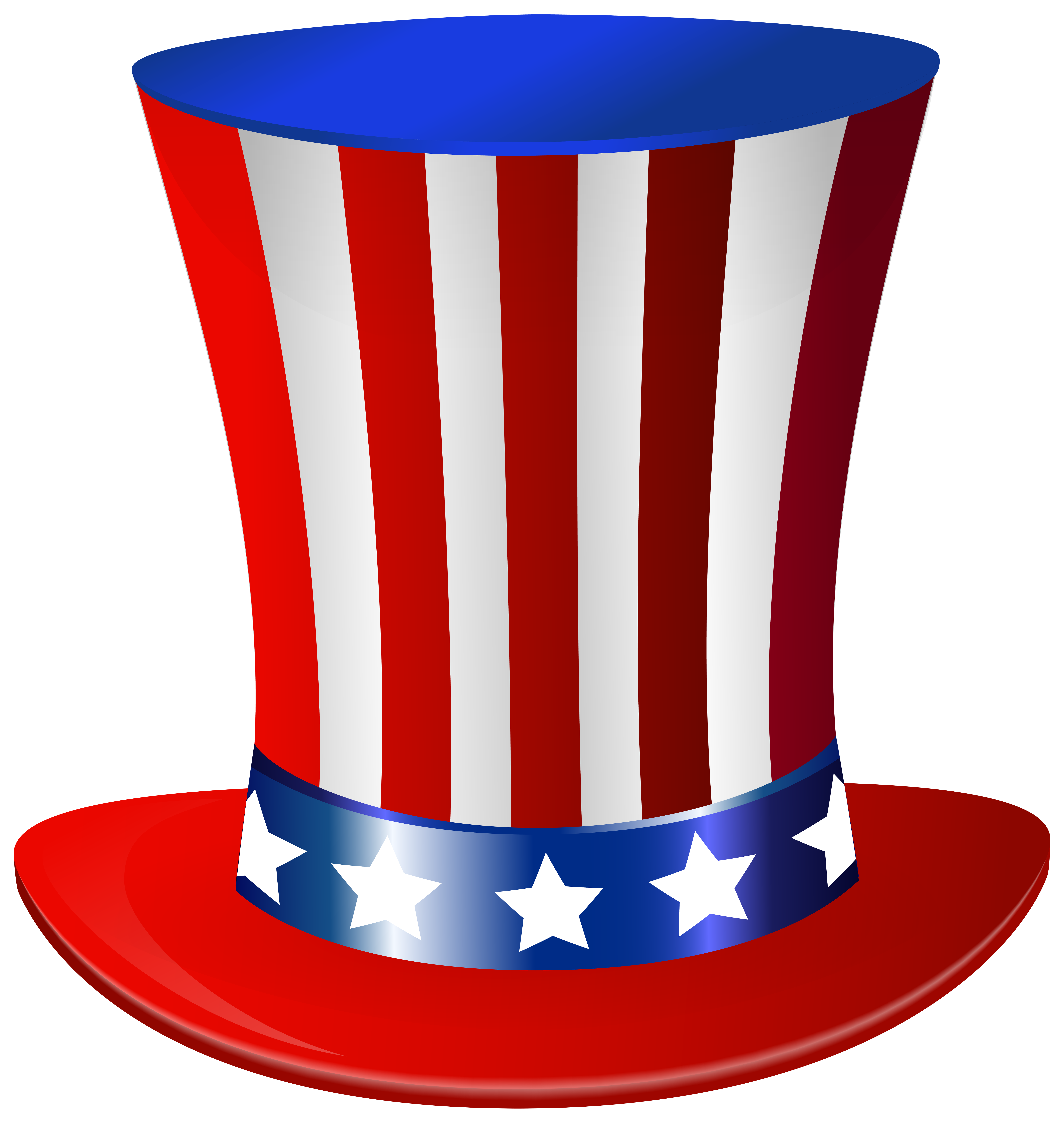 Uncle sam hat png. Clip art image gallery
